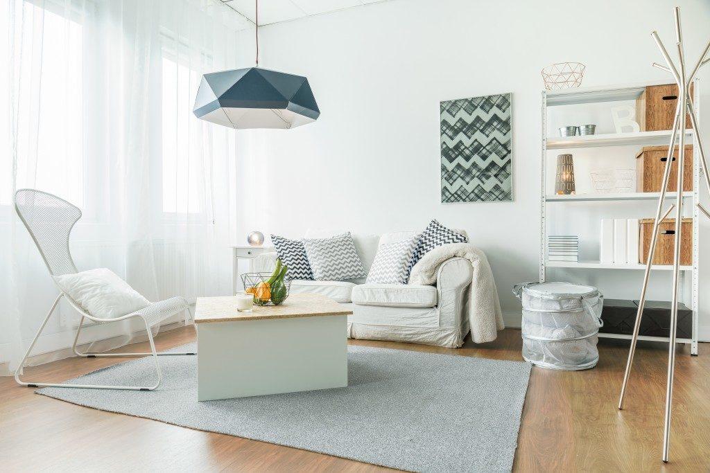 small cozy living room