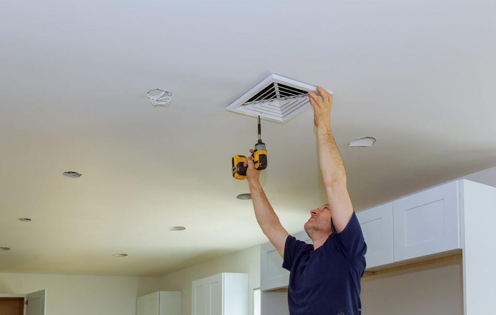 installing vent