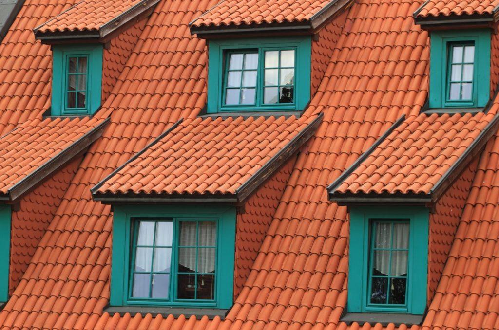 orange roof